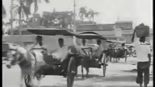 Arsip Video Sejarah, Jalan Pasar Besar  Surabaya, 1929