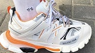 2f3ec2f3891fb New Balenciaga Track 3.0 Sneaker Unboxing Review - Duration  5 minutes