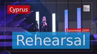 Tamta - Replay - Eurovision 2019 Cyprus (Rehearsal)