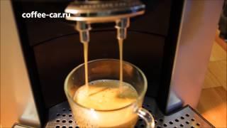 видео эспрессо кофе