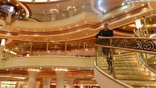 Princess Cruises | Crown Princess Tour | Iglucruise
