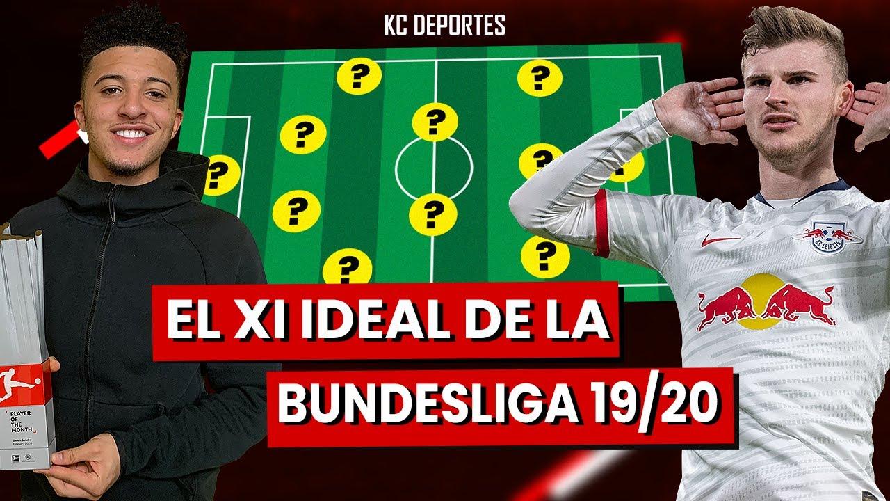 XI IDEAL BUNDESLIGA 2019/20