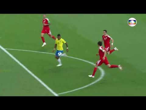 Copa do Mundo: Os melhores momentos de Brasil x Sérvia