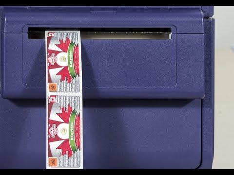 Canada E-Juice Prints Stunning E-Cigarette Labels With The Kiaro! Label Printer