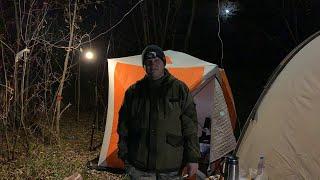 Что таит ночная рыбалка на Москве реке Или как мы сома спугнули Прямой эфир