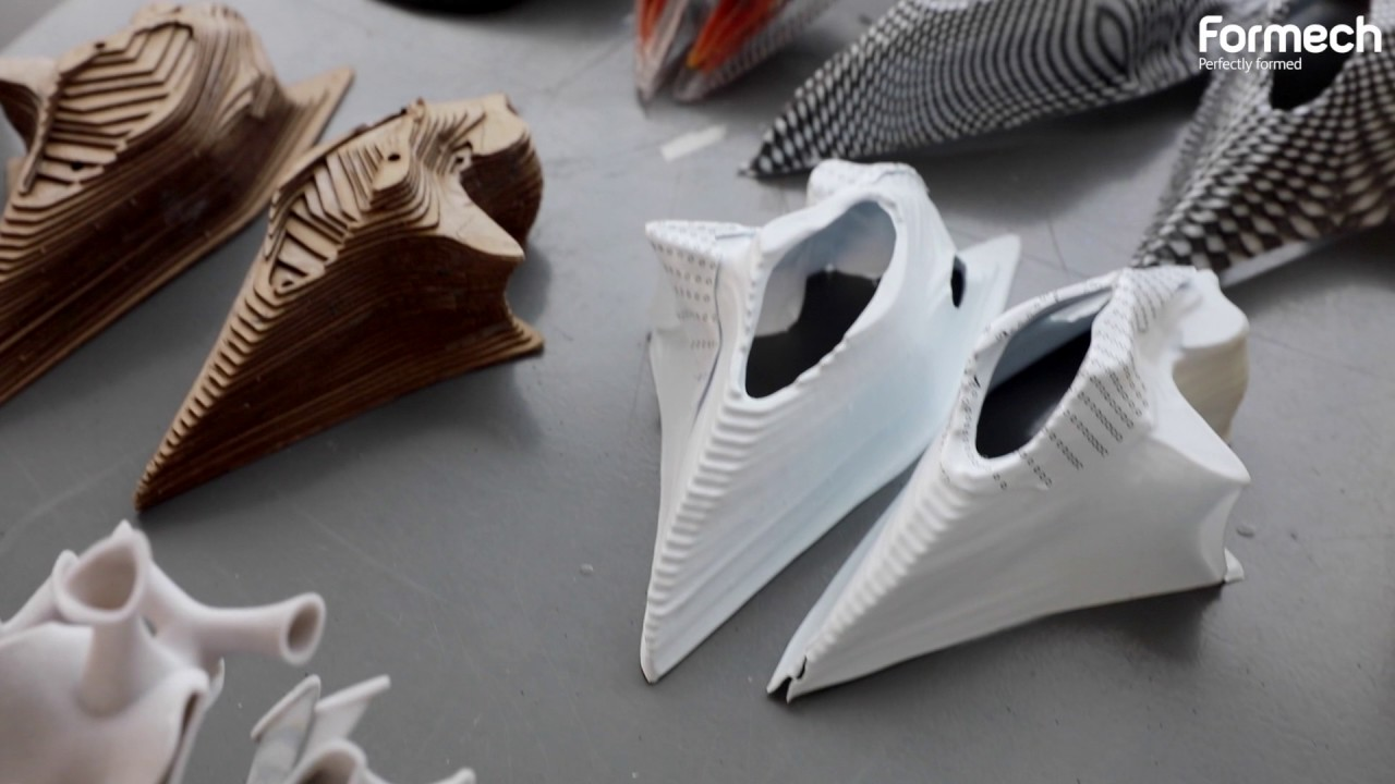 Integrating Vacuum Forming Into Architectural Model Making