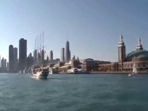 Chicago Vacation Boat Rental - Adeline's Sea Moose