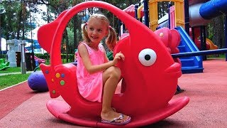 Playground for Kids Fun Playtime Family Fun Play area Compilation