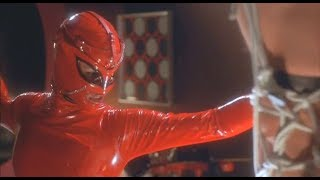 vuclip The masked, female killer in latex /vinyl….and Dolph – Scene 2 (of 2)