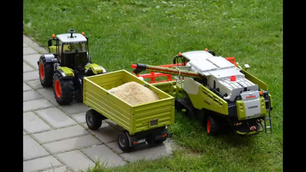 bruder claas lexion 780 claas xerion 5000 fliegl tipping. Black Bedroom Furniture Sets. Home Design Ideas