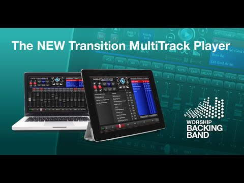 Worship Backing Tracks & MultiTracks for Churches