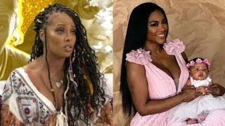 RHOA's Eva Marcille Slams Kenya Moore As A 'Compulsive Liar' During Filming Fight