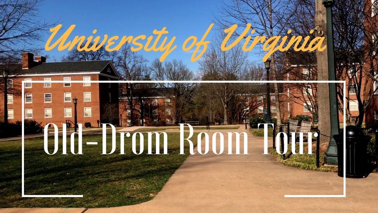 University Of Virginia Old Dorm Room Tour Youtube