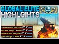 CS:GO - Global Elite Highlights #1 (Clutches, Aces & More)