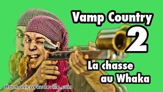 Harmonica Vamp Country Partie 2 (chasse au Whaka)
