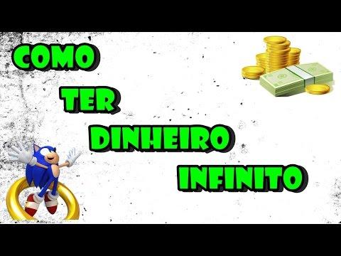 COMO TER DINHEIRO INFINITO NO JOGO SONIC DASH 2