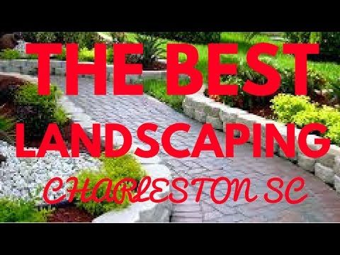 THE BEST LANDSCAPING LANDSCAPER COMPANY IN CHARLESTON SOUTH CAROLINA SC SOUTHERN GREEN