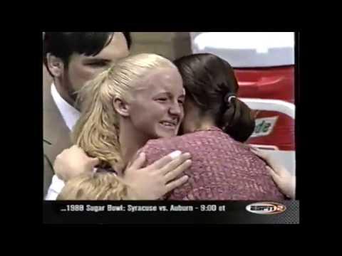 WTIC 1080 Top 10 UConn Games - #8: 2001 Big East Championship UConn Notre Dame Sue Bird Game Winner