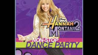 Bigger Than Us Dance Party Remix-Hannah Montana HQ