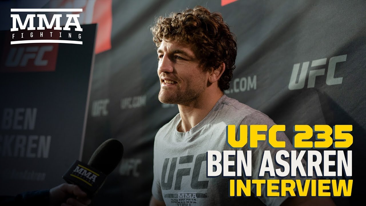 Robbie Lawler: Ben Askren hasn't trash talked me because 'it would fall on ...