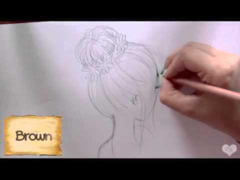 رسم بنوتة كيوت Youtube