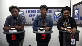 THE BAR EXAM GAME SHOW SEASON 4 EP 4 W/ MS HUSTLE, PREP & JAI SMOOVE