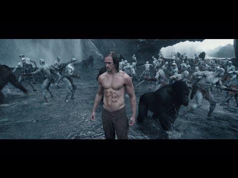Tarzan: Legenda - oficjalny zwiastun Blu-ray 3D, Blu-ray i DVD (polskie napisy)