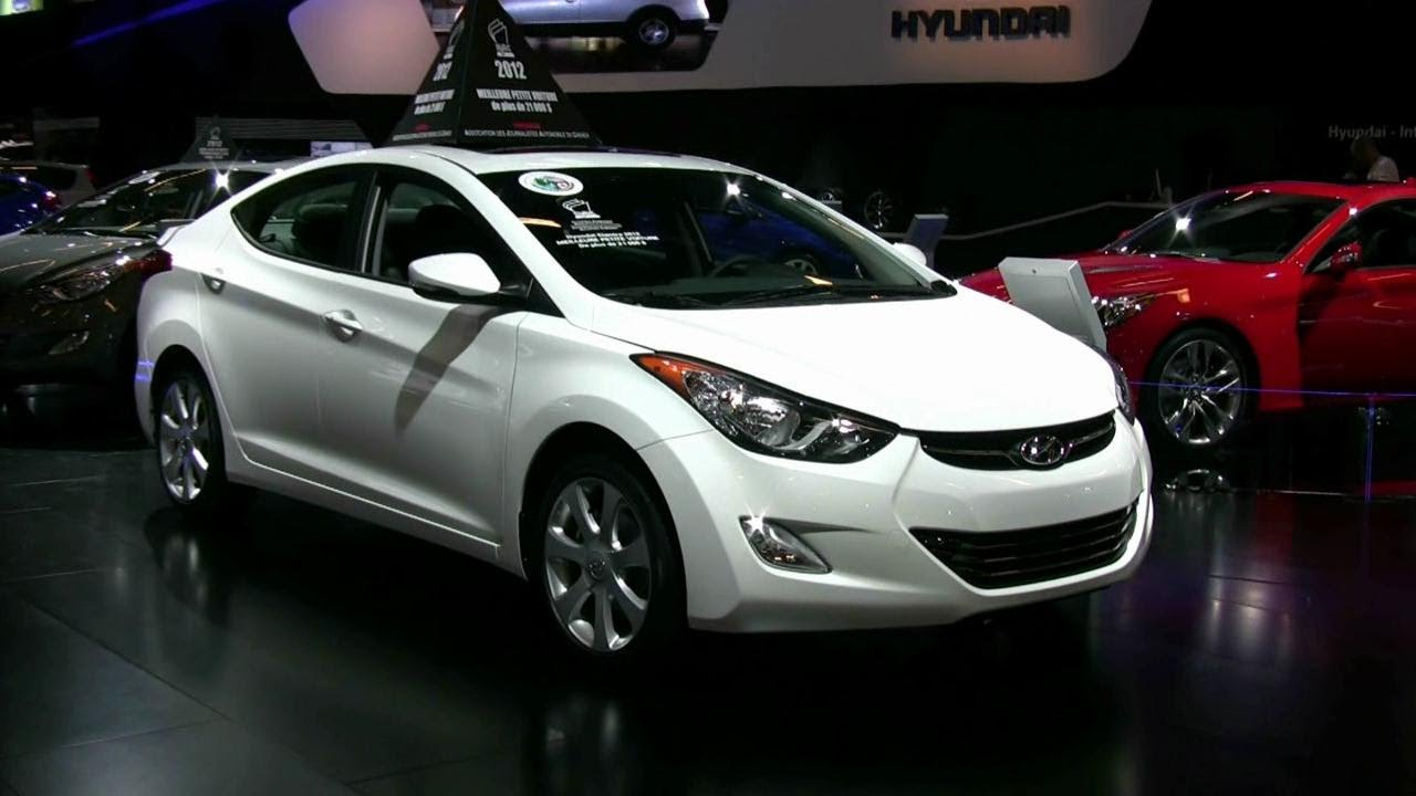 2012 hyundai elantra exterior and interior at 2012. Black Bedroom Furniture Sets. Home Design Ideas
