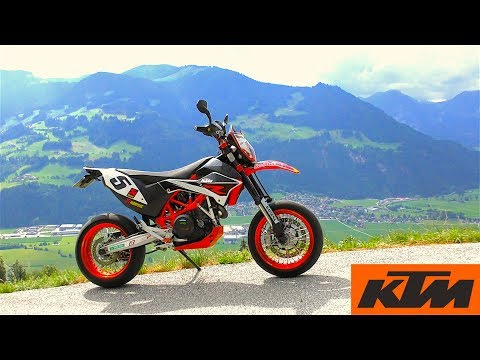 Supermoto KTM 690 SMC-R pure Akrapovic ?