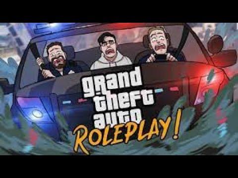 Crimineel worden op random rp servers (gta roleplay five m)