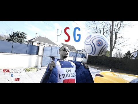 ad�no�des �largie niska ft. rako, brigi, trafiquinté, madrane - freestyle psg clip officiel