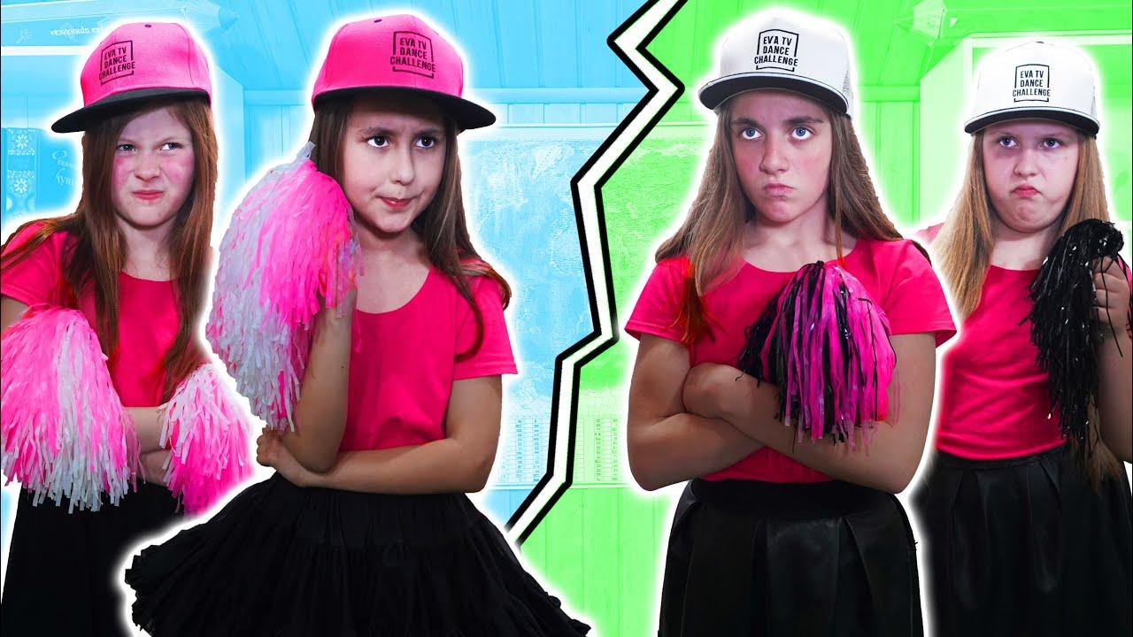 ¡Eva y Violetta ya no son las mejores amigas! ¿Qué pasó en la escuela?