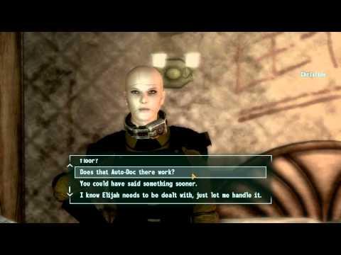 Let's Play Fallout New Vegas [Dead Money DLC]: Part 124 - Voice! |