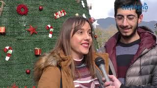 Απόψεις για τον Χριστουγεννιάτικο στολισμό της Καλαμάτας