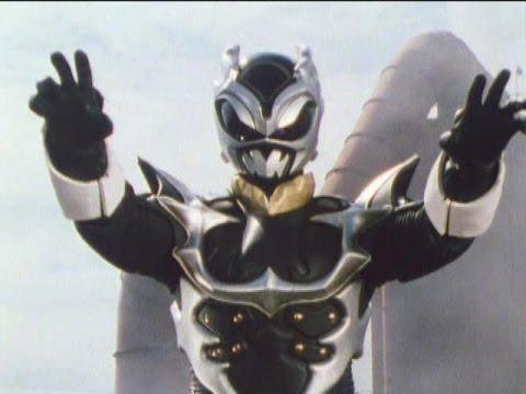 Silver Psycho Ranger | Power Rangers in Space
