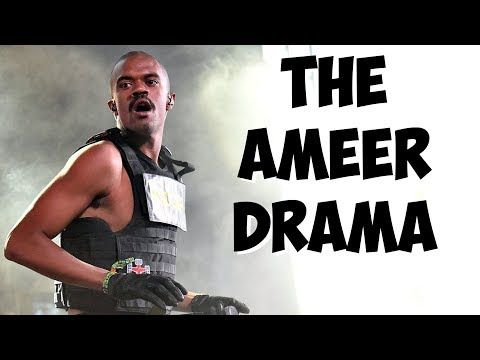 Explaining/Addressing Ameer Being Kicked out of Brockhampton