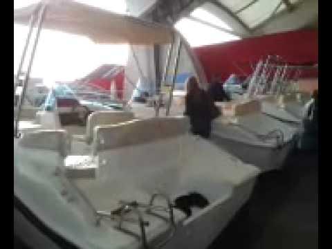 fiera di genova 2013 - cantiere nautico marinello