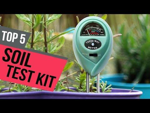 5 Best Soil Test Kit 2019 Reviews