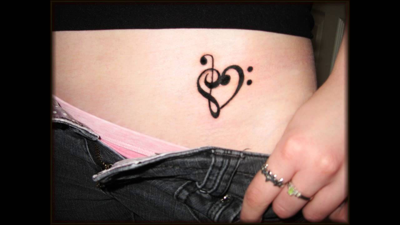 treble clef heart tattoo youtube rh youtube com treble clef heart tattoo meaning treble clef heart tattoo meaning
