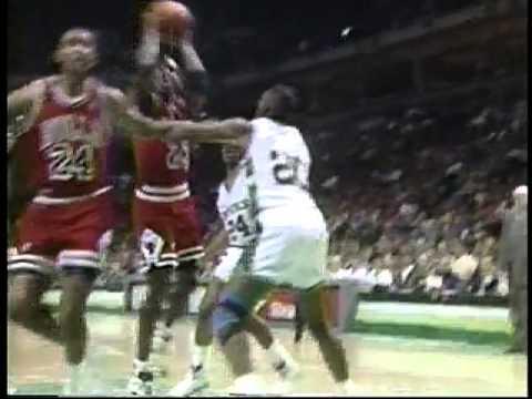Michael Jordan: 46 Point Game Against Milwaukee (1991-92 Season)