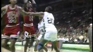 michael jordan 46 point game against milwaukee 1991 92 season