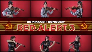 Repeat youtube video C&C Red Alert 3 Theme - Soviet March (Anastasia Soina violin)