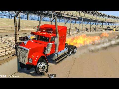 EXTREME CRASHES #52  - BeamNG Drive