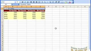Using Macros in Excel