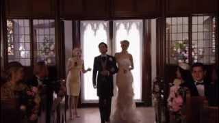 Gossip Girl saison 5 épisode 13 Mariage de Blair et Louis