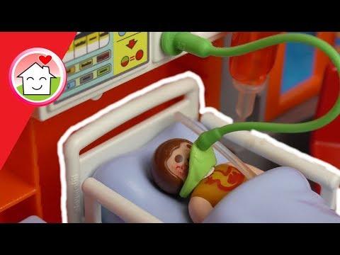 Playmobil Film Deutsch Anna Im Krankenhaus Allergie