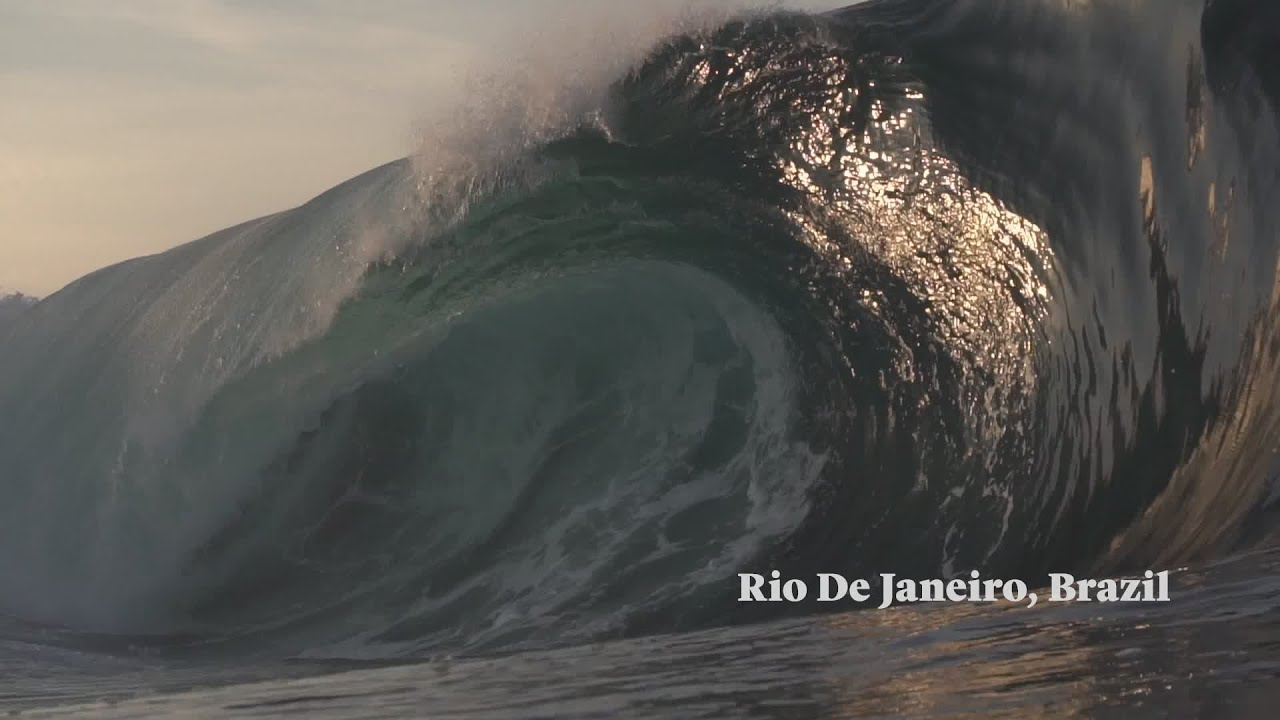 Rio de Janeiro's Latest Slab Discovery