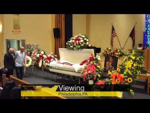 Prafulla Tailor's Funeral ~ Viewing