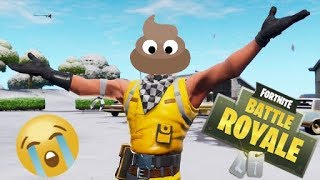 I BOUGHT the WORST SKIN of the GAME WITHOUT WANTING-Fortnite
