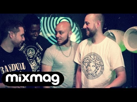 Kahn, Neek Hi5 Ghost and Boofy (BANDULU RECS) grime set in The Lab LDN